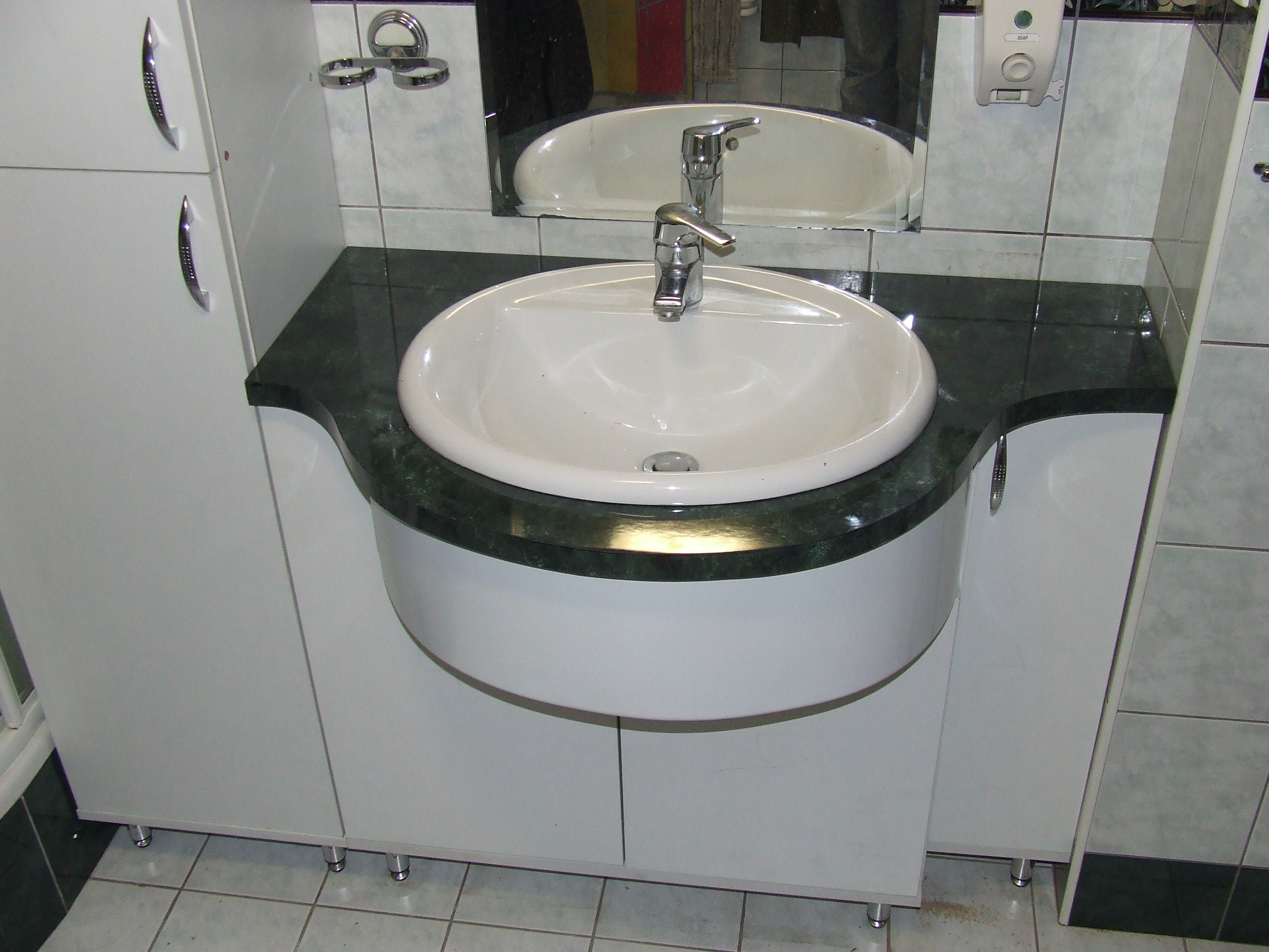 Badezimmermöbel - ADELL - meble na wymiar, kuchnie, łazienki, materace, łóżka - Oświęcim