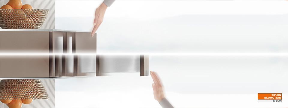 Systemy szuflad BLUM - Meble na wymiar Adell Oświęcim